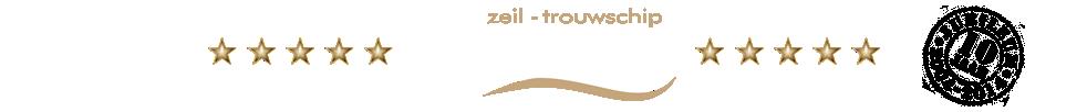 Zeil- Trouwschip Bounty